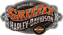 Grizzly Harley-Davidson<sup>®</sup> logo