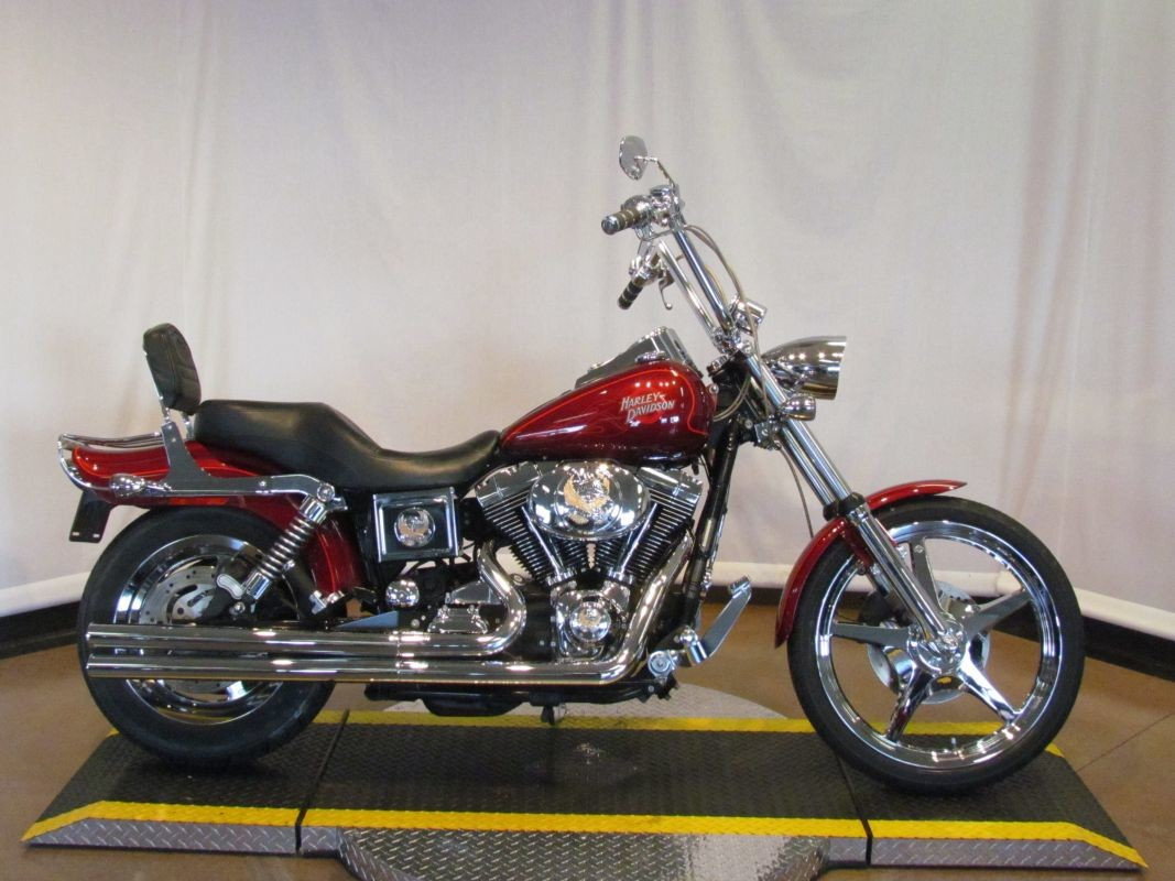 2001 FXDWG Dyna Wide Glide