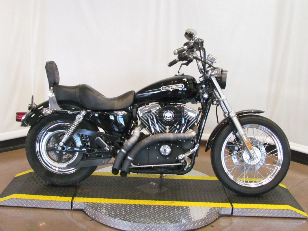 2007 XL1200L Sportster Low