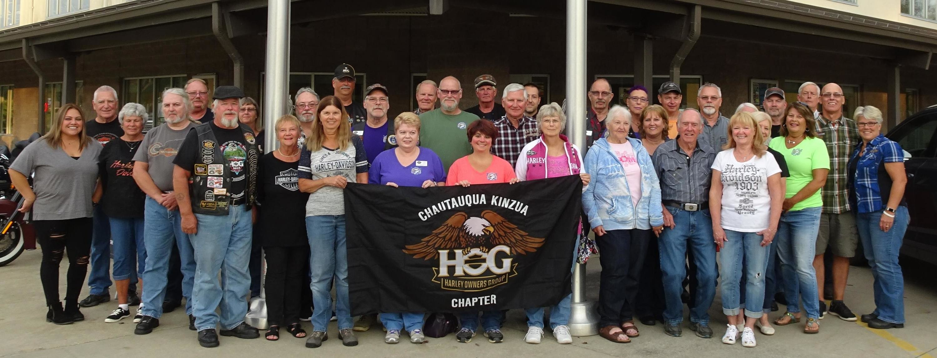 Chautauqua-Kinzua Harley Owners Group®