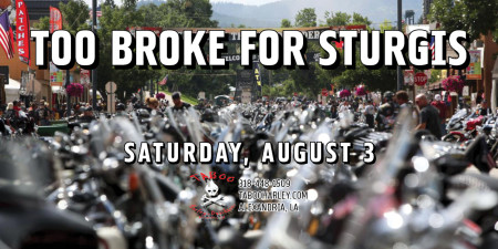 Too Broke for Sturgis