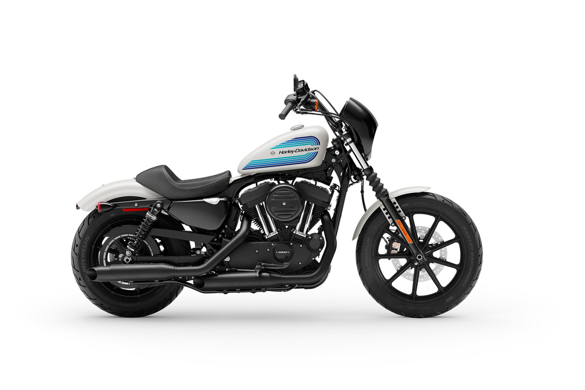 XL 1200NS 2019 Iron 1200<sup>™</sup>