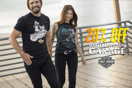 20% Off Garage Collection