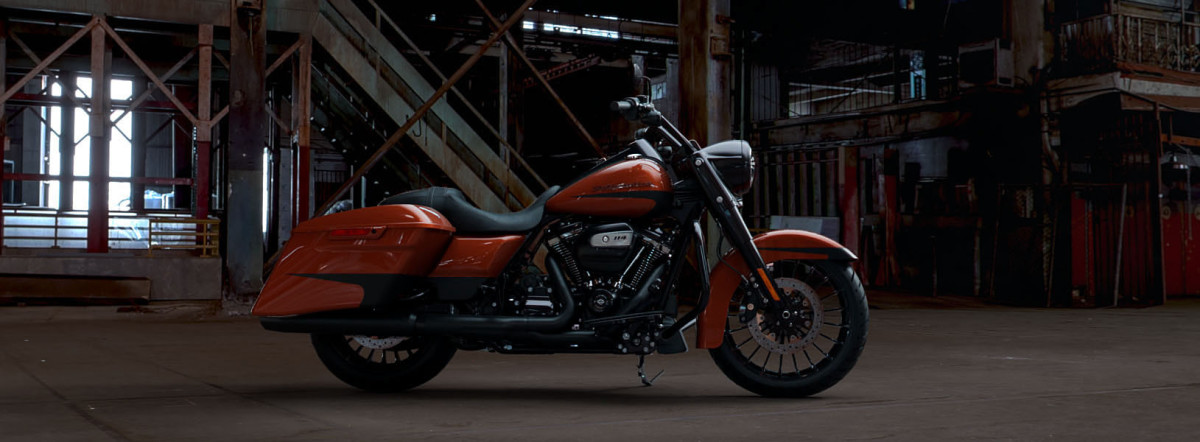 2019 Road King® Special