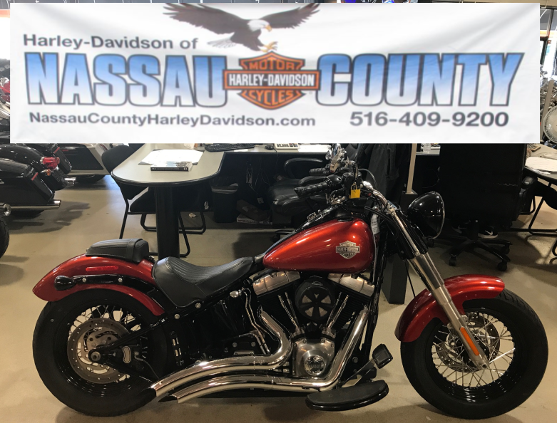 2014 HARLEY-DAVIDSON FLS Softail Slim *FREE POWERTRAIN WARRANTY*