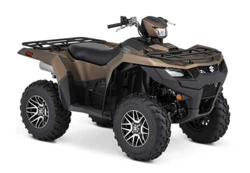 2019 KingQuad 750AXi Power Steering SE+ thumbnail