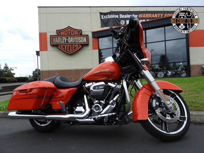 Used  2017 Street Glide<sup>®</sup> Special