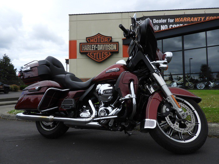 Used 2016 Electra Glide<sup>®</sup> Ultra Classic<sup>™</sup>