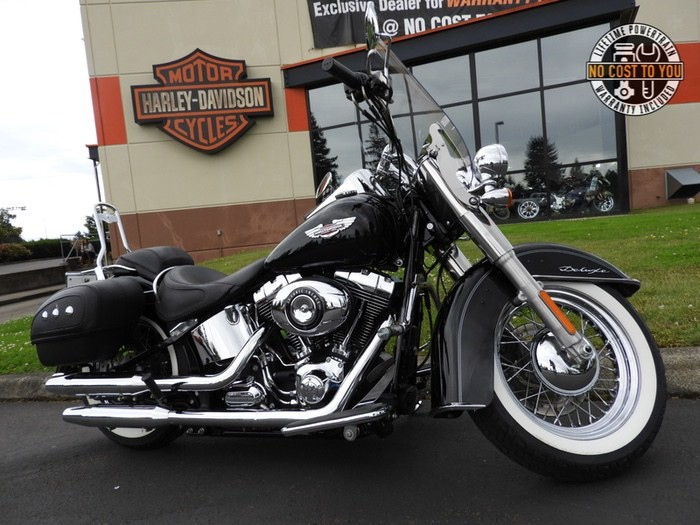 Used 2014 Softail Deluxe