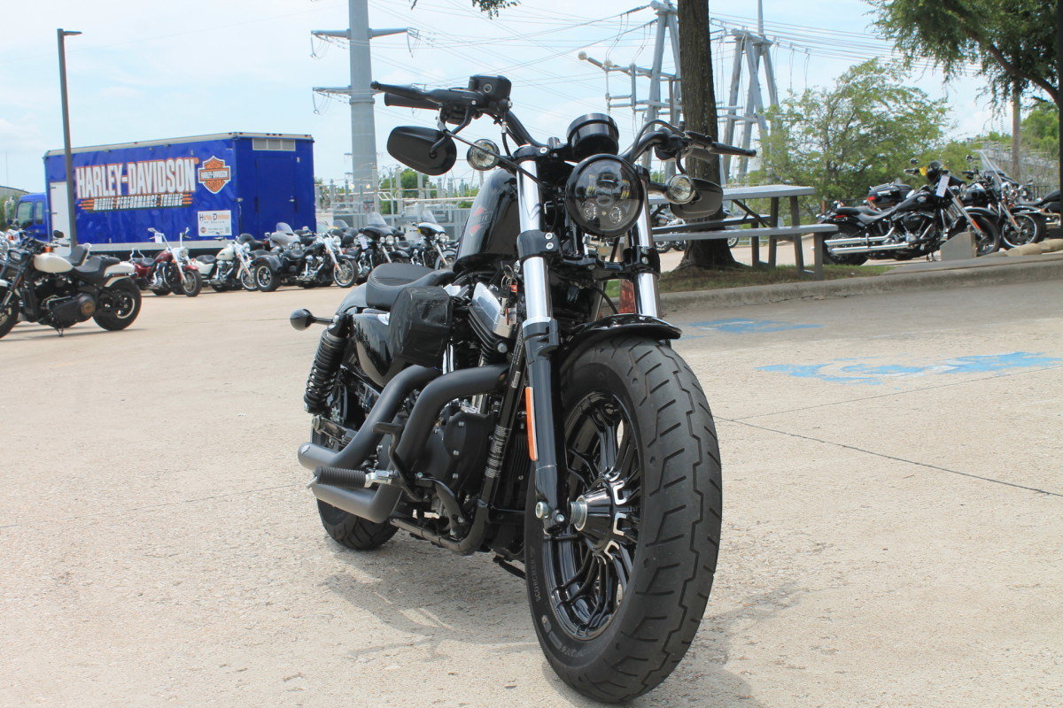 2019 HARLEY-DAVIDSON® SPORTSTER® Forty-Eight<sup>®</sup>  XL 1200X