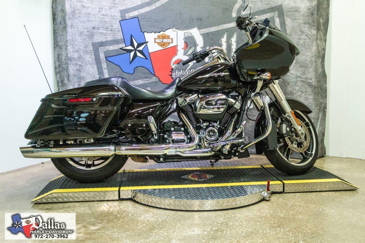 Dallas Harley Davidson >> 2018 Harley Davidson Road Glide Fltrx