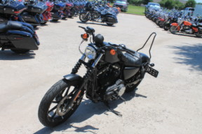 2019 HARLEY-DAVIDSON® SPORTSTER® Iron 883<sup>™</sup>  XL 883N  thumb 1