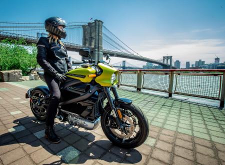 H-D of Madison : News - Harley-Davidson® LiveWire™ Beckons a New