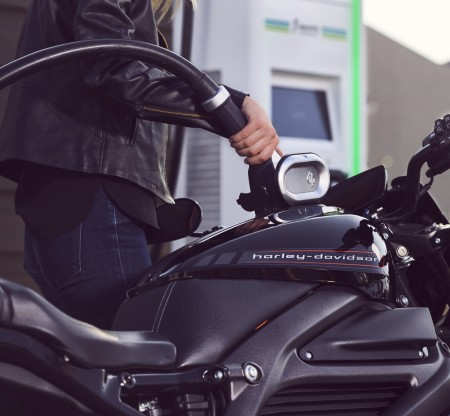 Electrify America Announces Agreement with Harley-Davidson