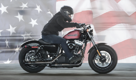 Stateside Military Program on New Motorcycles