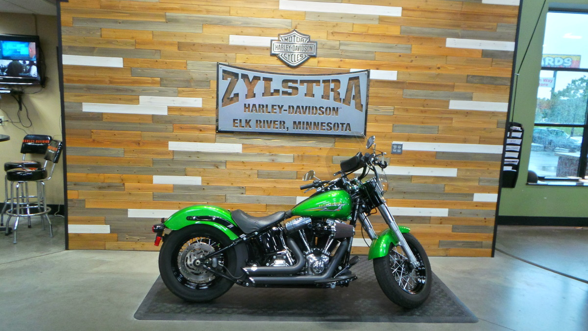 2015 FLS SOFTAIL SLIM