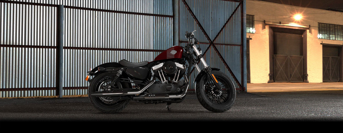 XL 1200X  2018 Forty-Eight<sup>®</sup>
