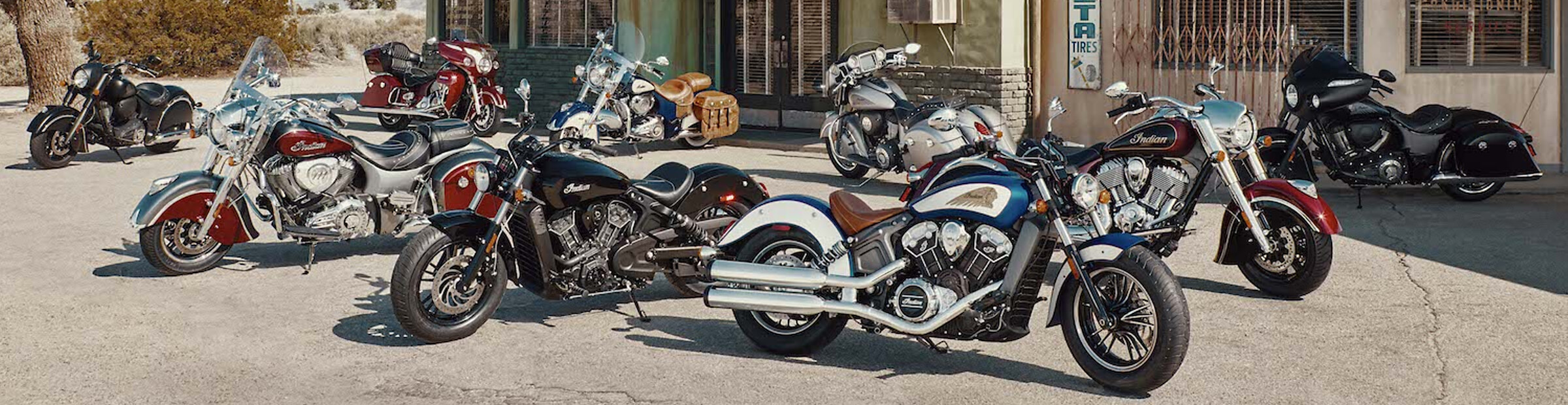 2019 Indian Motorcycles