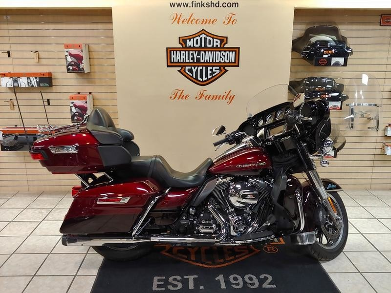 2015 Harley-Davidson FLHTKL Ultra Limited Low