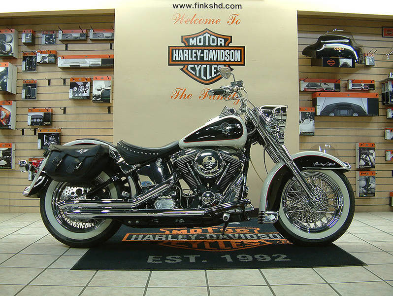 1993 Harley-Davidson® Softail® Deluxe