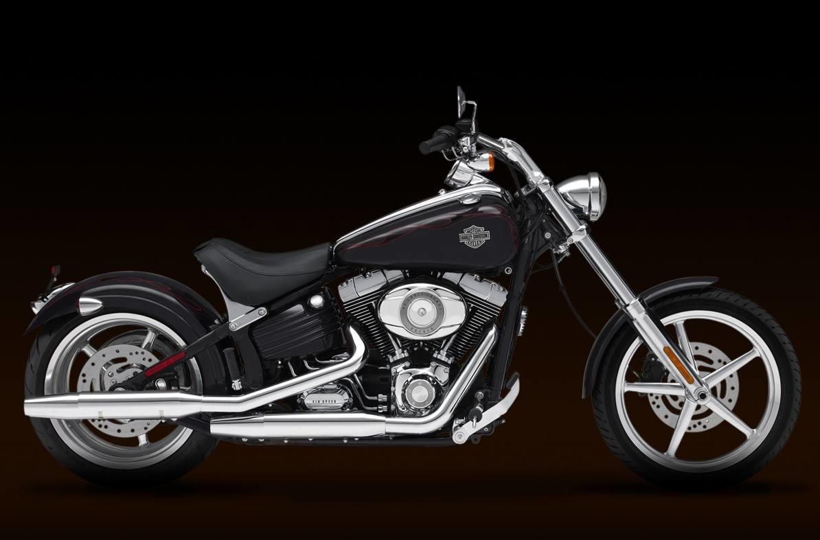 2011 FXCWC SOFTAIL ROCKER C