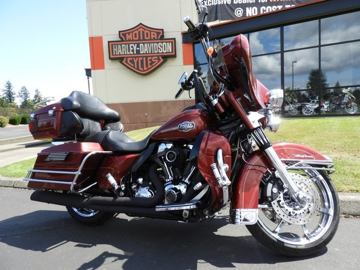Used 2009 Electra Glide® Ultra Classic®