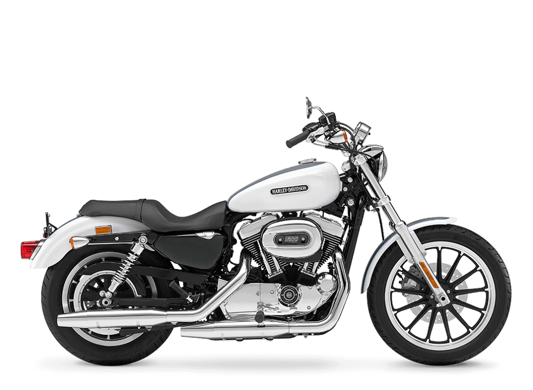 2009 HD XL 1200L - Sportster Sportster® 1200 Low