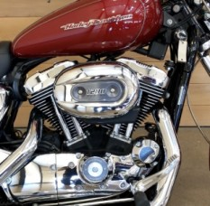 2006 HD Sportster® XLH 1200 CUSTOM thumb 0