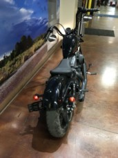 2013 HD Sportster XL 1200 Forty-Eight thumb 3