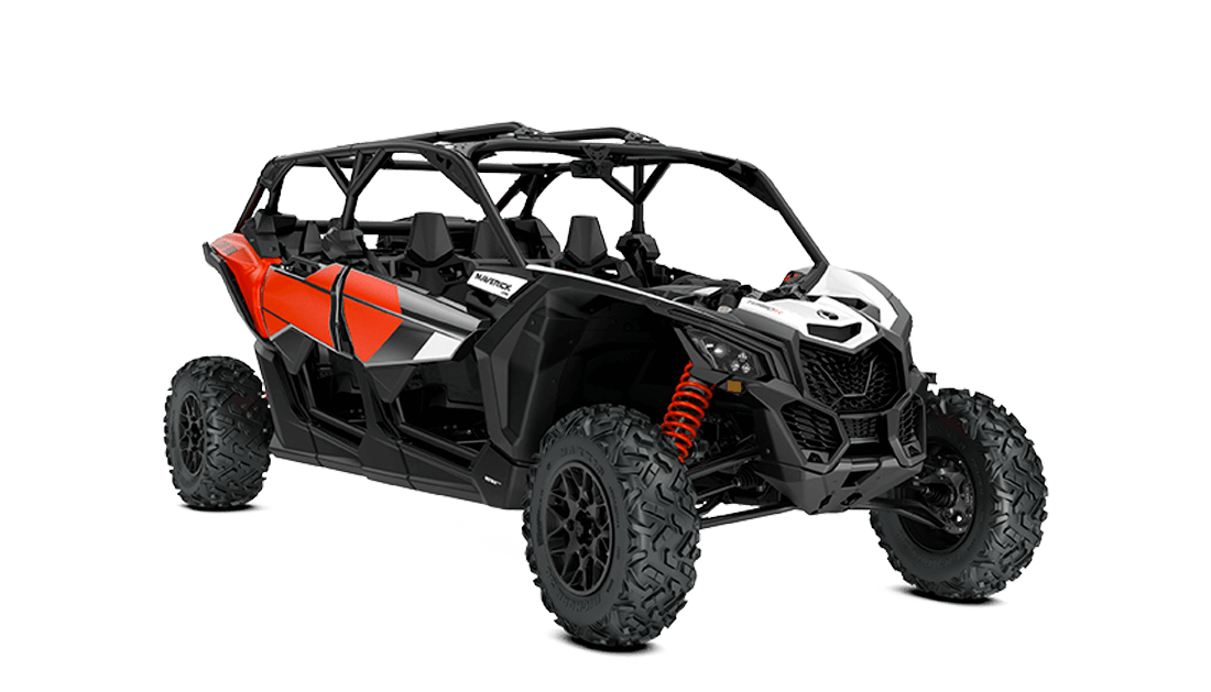2020 Maverick X3 Max DS Turbo R