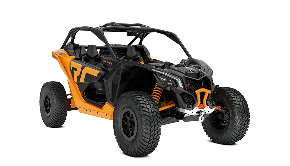 2020 Maverick X3 X RC Turbo