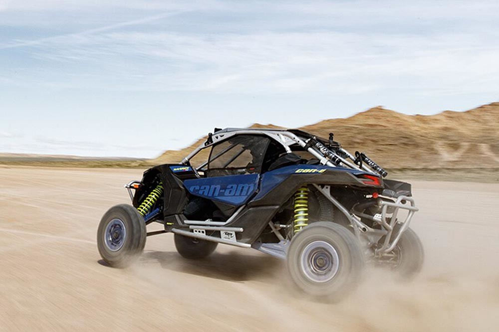 2020 Maverick X3 X RS Turbo RR Instagram image 5