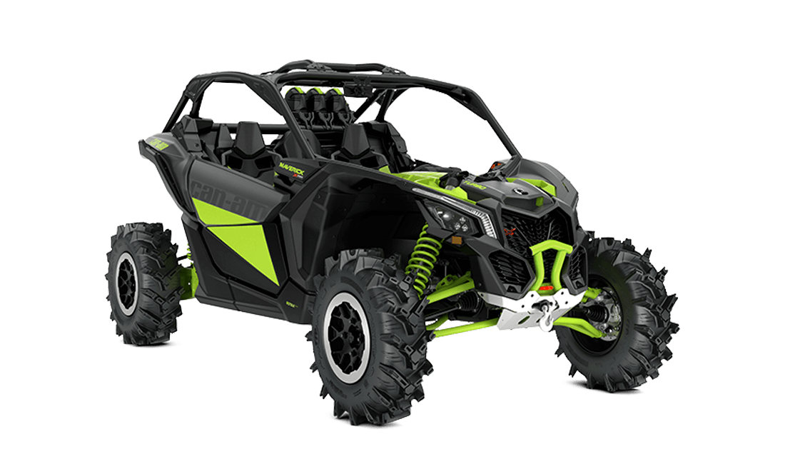 2020 Maverick X3 X MR Turbo