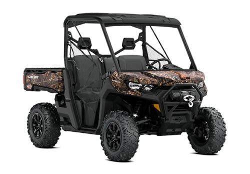 2020 Defender Mossy Oak Edition