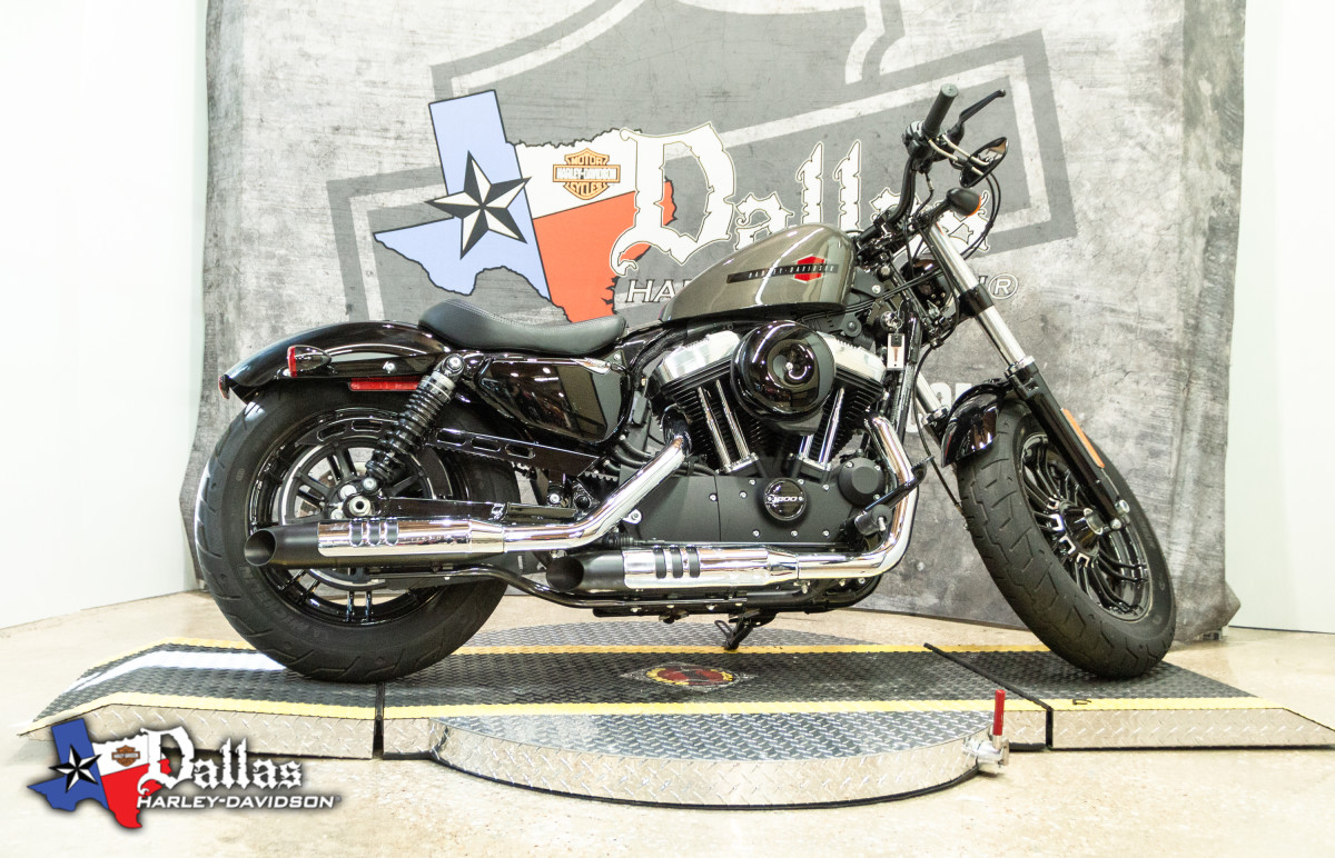 2019 HARLEY-DAVIDSON® SPORTSTER® Forty-Eight<sup>®</sup>  XL1200X