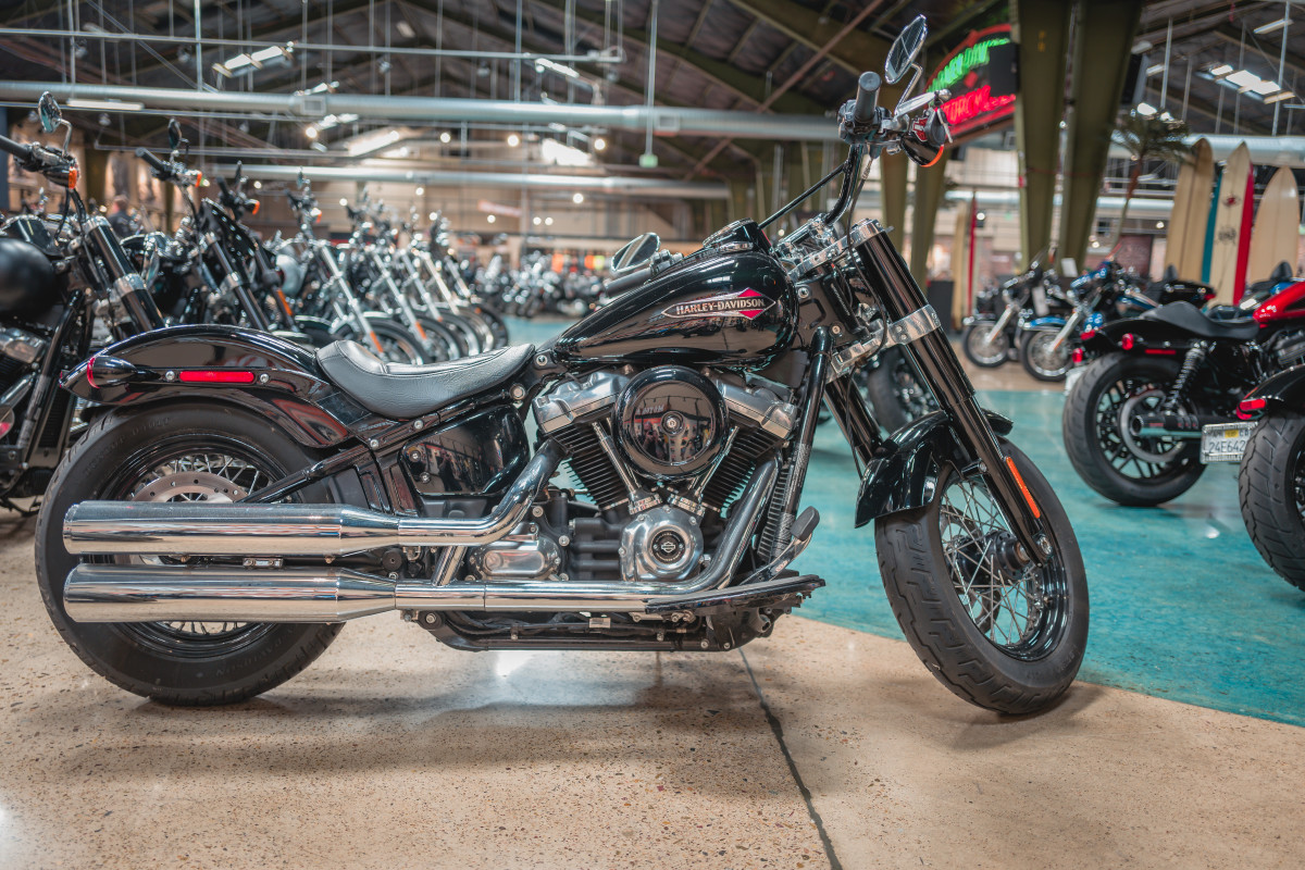 2018 Softail Slim