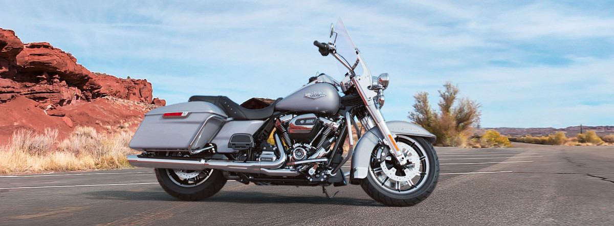 2019 HD POLICE ROAD KING