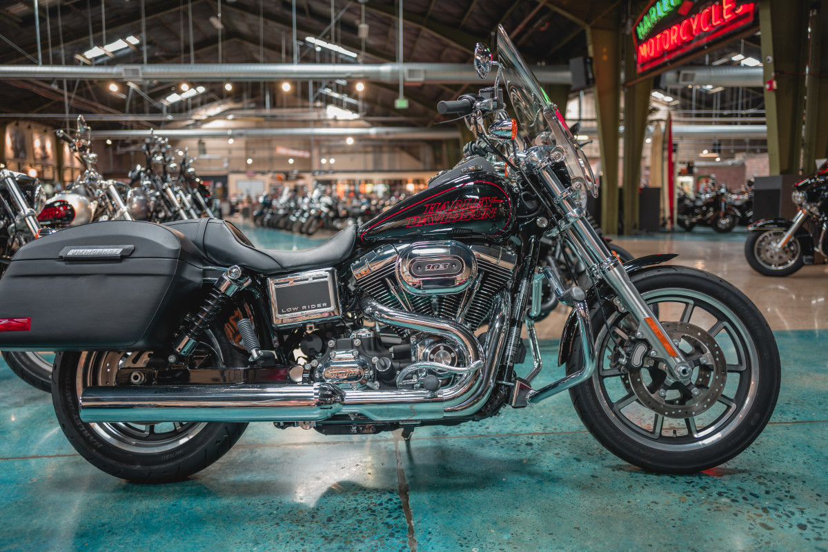 2016 Dyna Low Rider