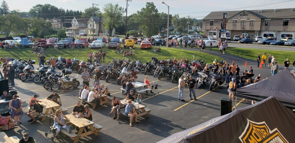 July Bike Night & Cruise In