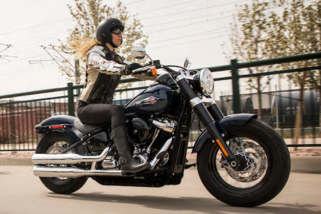 GET ON SELECT SOFTAIL® MODELS FOR UNDER $250 PER MONTH