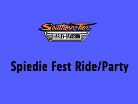 Spiedie Fest Ride/Party