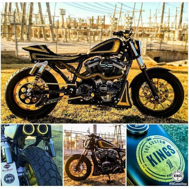 Breaking News - Custom Kings Battle Begins for Harley