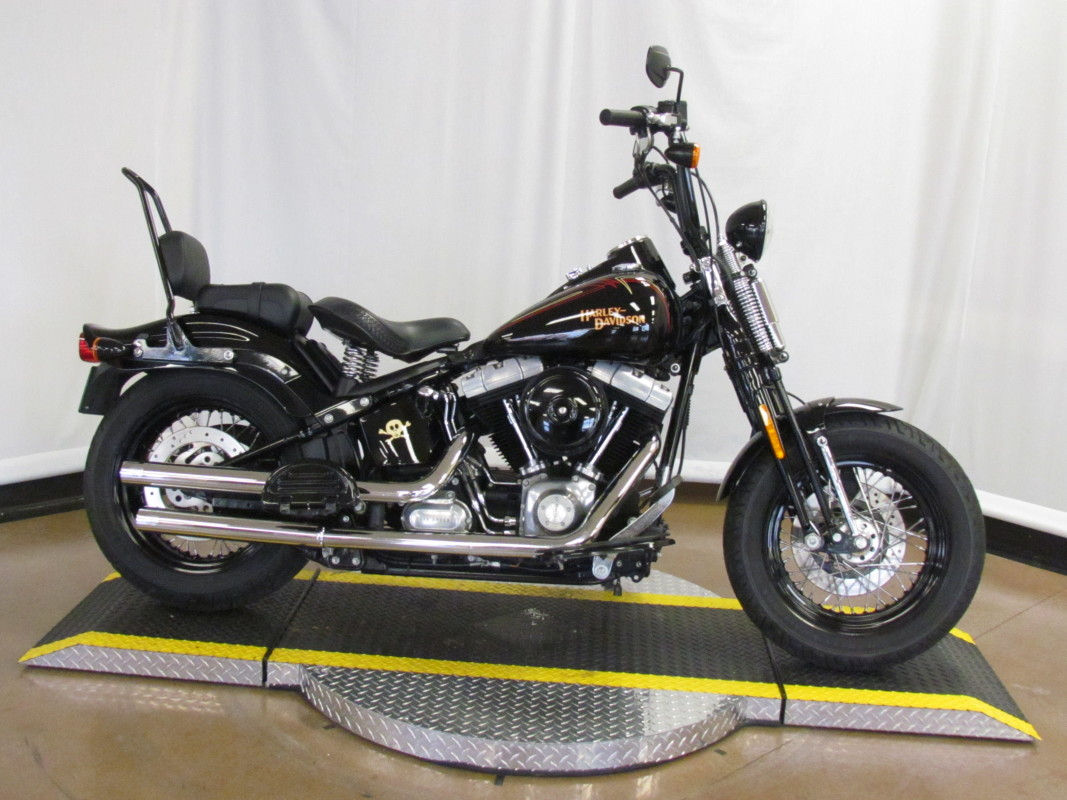 2009 Softail Cross Bones FLSTSB