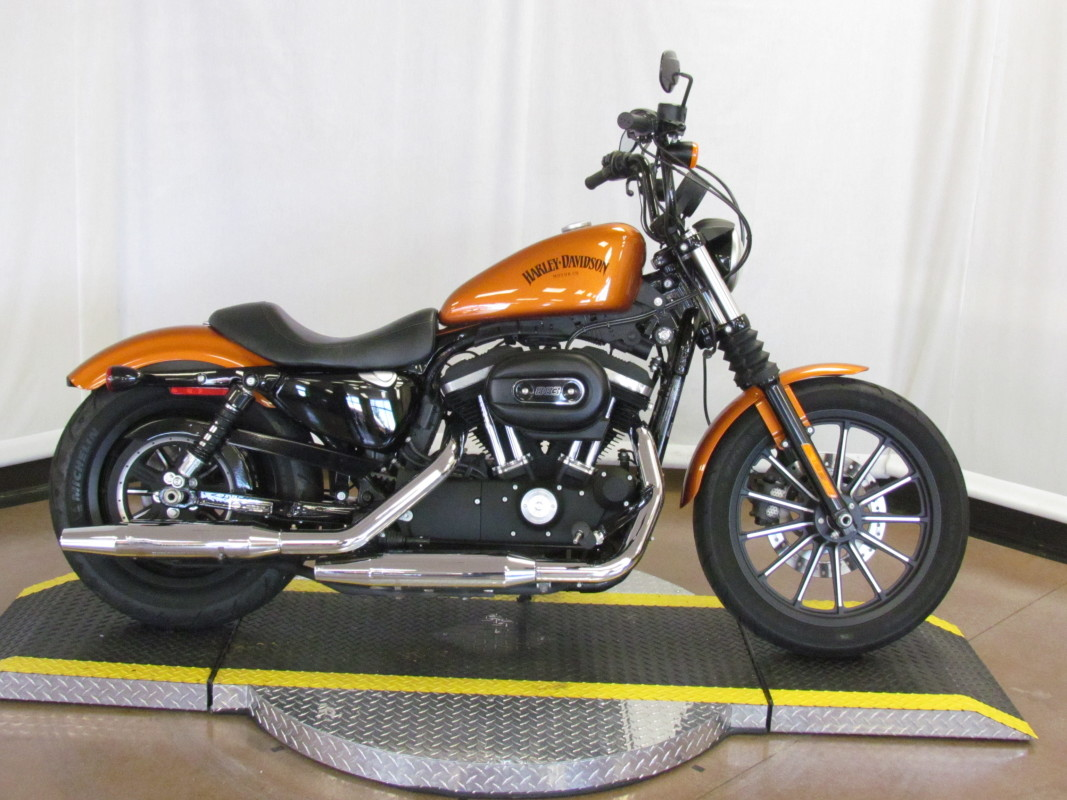 2014 Sportster Iron XL883N