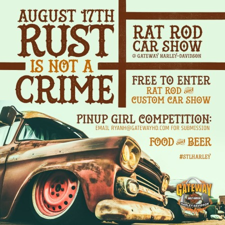 Rust is Not a Crime - Ratrod Show