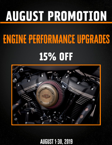 Engine Performance Upgrades