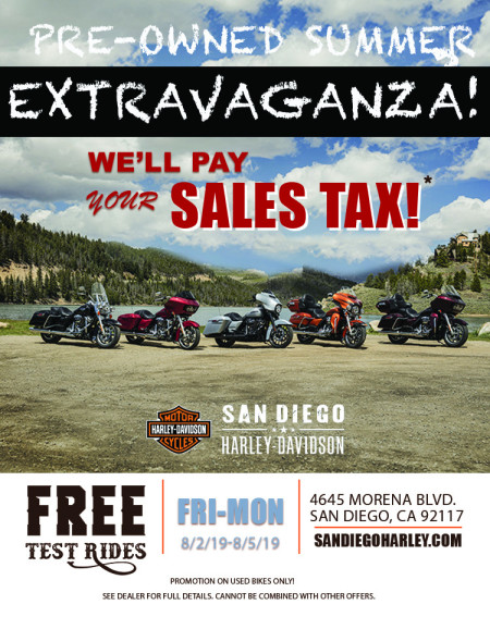 PRE-OWNED Summer Extravaganza! We'll Pay Your Sales Tax!