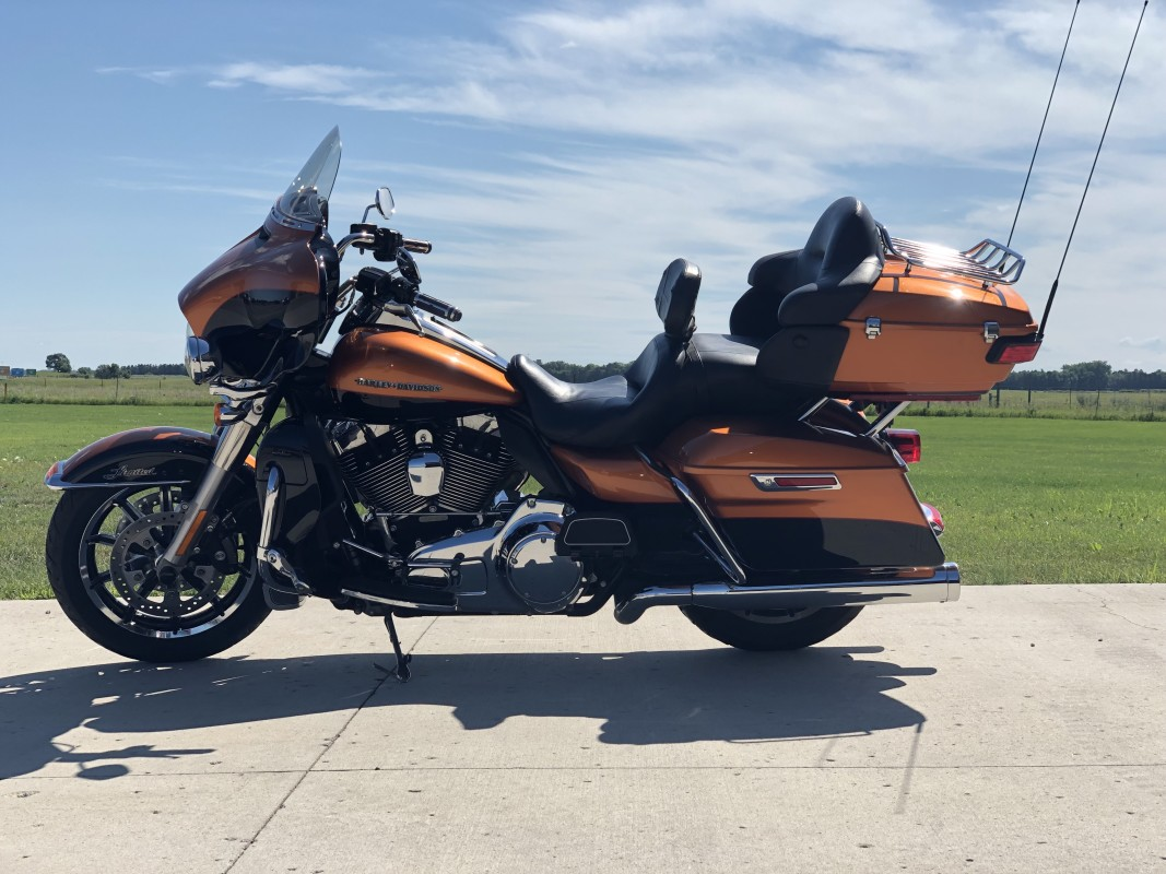 FLHTK  2014 Electra Glide<sup>®</sup> Ultra Limited