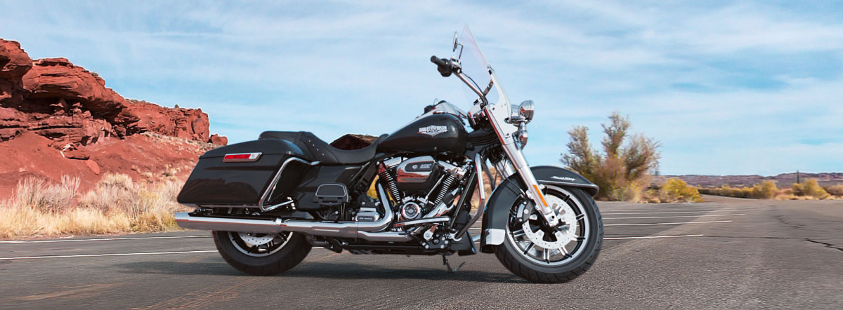2019 HD FLHP-Road King Police