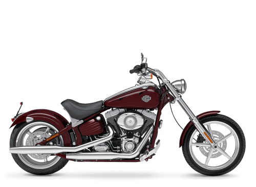 FXCWC  2009 Softail® Rocker™ C